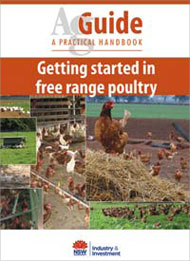 Poultry Ag Guide - Getting Started in Free Range Poultry